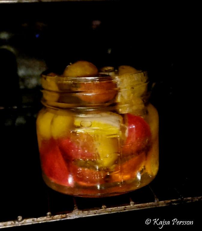 Konservera tomater i ugnen