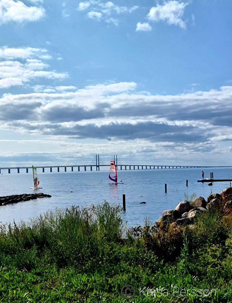 Öresunds ronn och vindsurfing
