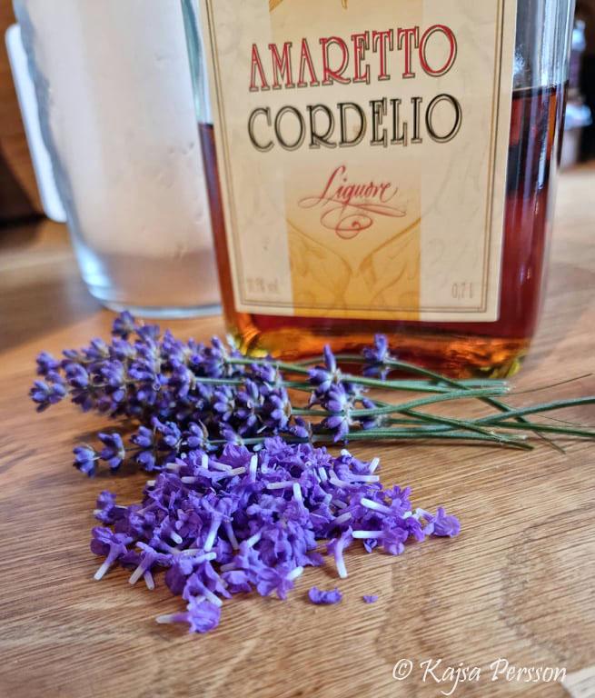 Lavendel och Amaretto