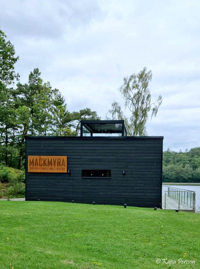 Mackmyra Whiskeyklubb på Hällsnäs
