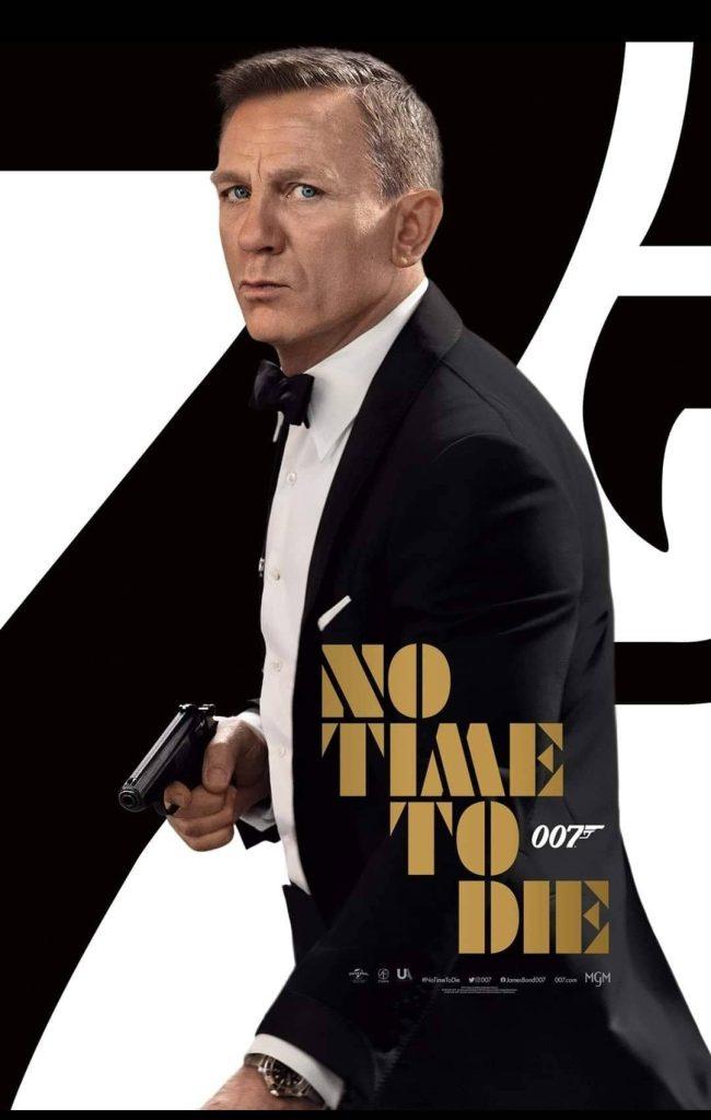 James Bond premiär - No time to die