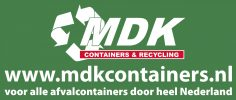 MDK Containers logo