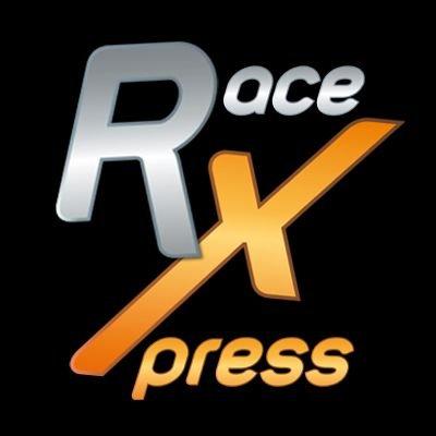 RaceXpress logo