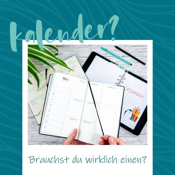blauerEisberg - Kalender notwendig