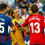 Barça strike first, but Levante had the last laugh