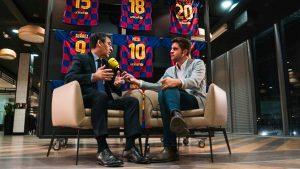 Josep Bartomeu speaks on the futures of Messi, Valverde