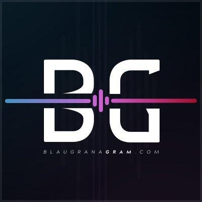 Blaugranagram's logo / BLAUGRANAGRAM