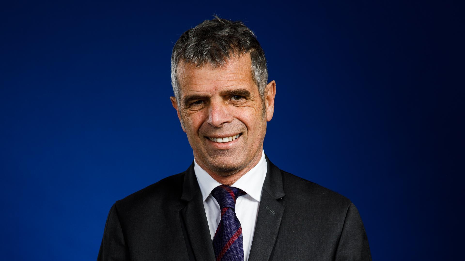 Jordi Calsamiglia, a former member of FC Barcelona's Board of Directors / FC BARCELONA