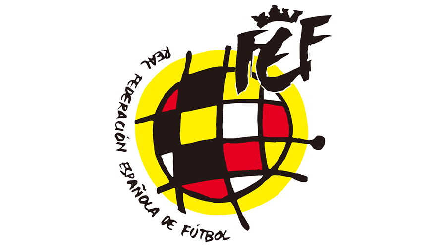 The Spanish Football Federation  logo / RFEF