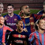 Barcelona's Brazilians of the past, present and potentially the future