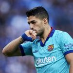 Luis Suárez is nearing a move to Atlético Madrid