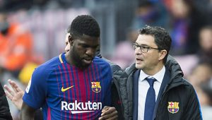'If Umtiti's knee suffers from osteoarthritis, my treatment will not work' — Ramon Cugat