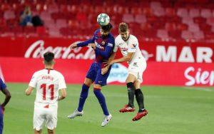 Reacciones post-partido tras el empate en el Sánchez Pizjuán