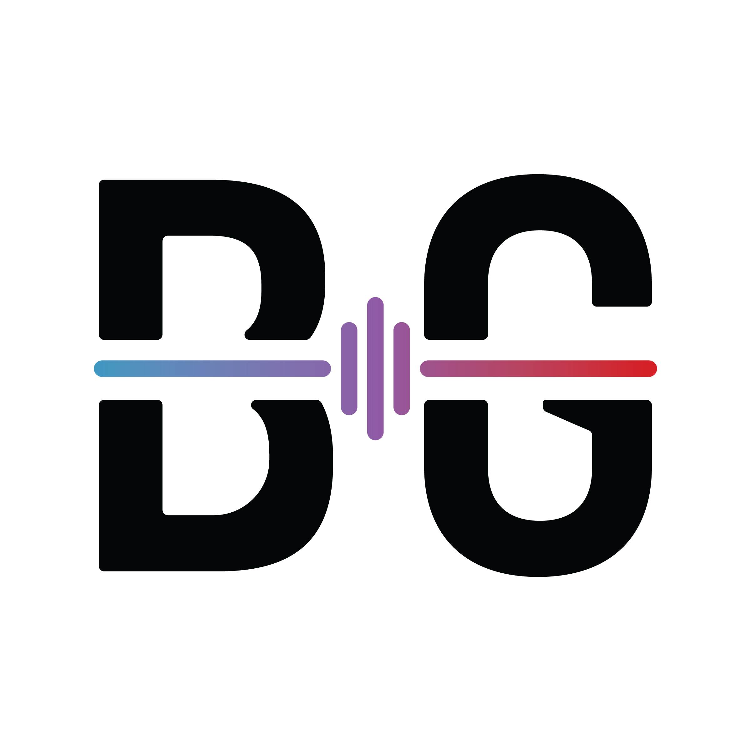 Blaugranagram's new logo, after the 2020 rebrand / BLAUGRANAGRAM