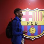 """Todibo: """"Today, I was on the field and I passed to Leo, it's madness"""""""