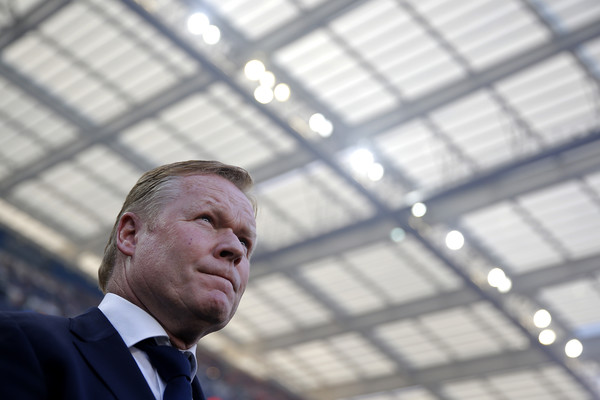 Ronald Koeman has been appointed as FC Barcelona's new head coach / June 8, 2019 - Source: Dean Mouhtaropoulos/Getty Images Europe