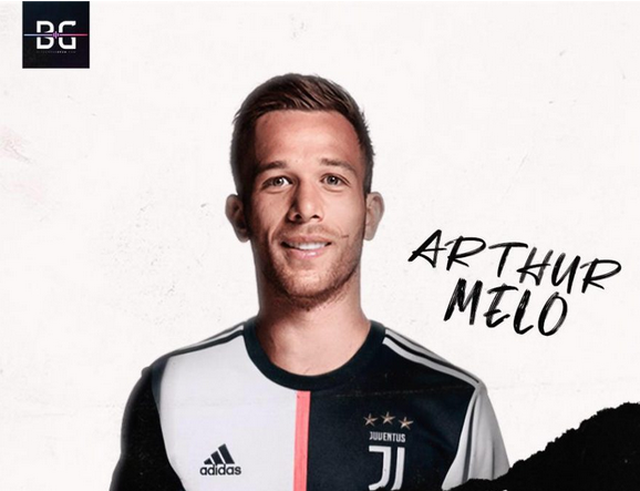 Arthur Melo has signed with Juventus - photo montage by Blaugranagram / BLAUGRANAGRAM