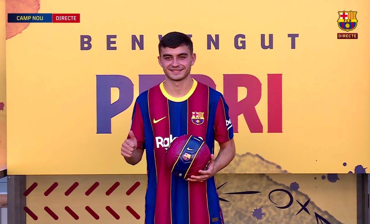 Source: Barça TV+
