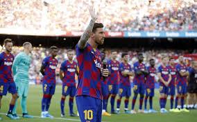 Source: FC Barcelona's official website