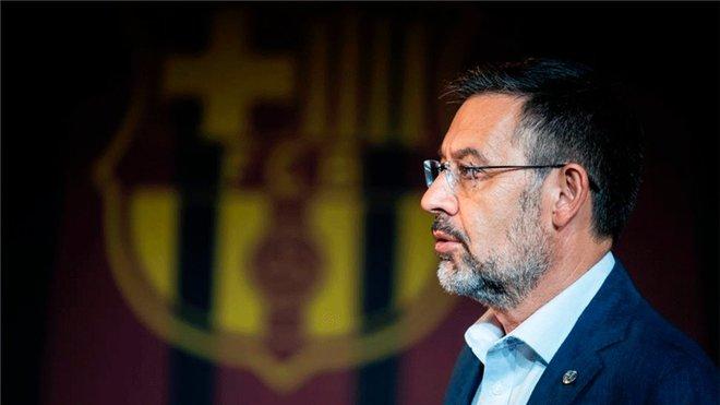 Josep Maria Bartomeu, en una situación delicada como presidente del Barça | SPORT