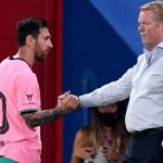 The words of Koeman, Neto, Araujo, and Konrad after defeating Girona