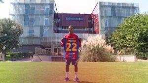 Ansu Fati sube oficialmente al primer equipo y recibe el número 22
