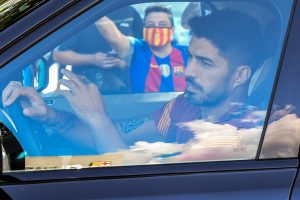 """Suárez: """"I can leave proud and satisfied after these six years"""""""