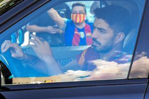 FC Barcelona could banish Luis Suárez to stands next season