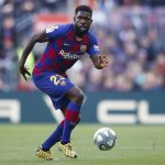 Samuel Umtiti is ready to leave FC Barcelona