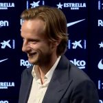 Ivan Rakitic's farewell press conference