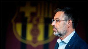 President Bartomeu and his board will face a vote of no-confidence