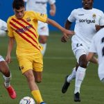 Pedri on his debut with FC Barcelona/ SPORT