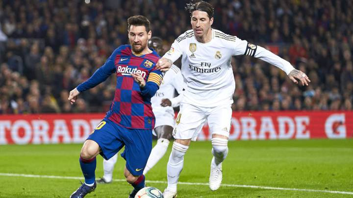 Fc Barcelona Vs Real Madrid El Clu00e1sico Preview 24 10 2020