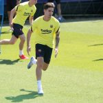 Barcelona B announces its four captains for the upcoming season