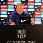 Koeman: Griezmann? The coach decides what's best