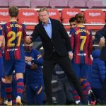 "Ronald Koeman: ""VAR only goes against Barça"""