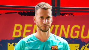 "Neto: ""I am keen to work hard and improve"""