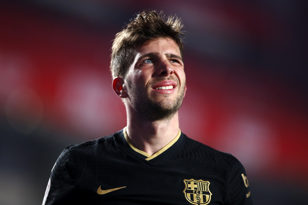 Sergi Roberto is on the blacklist / Fran / Getty Images Europe