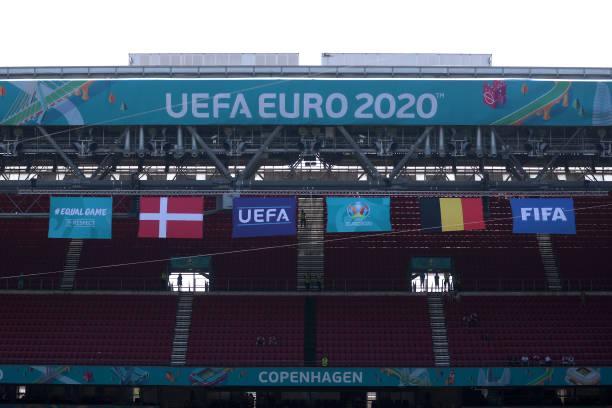 Denmark and Belgium will face off in Copenhagen / Hanna McKay-Pool / GETTY IMAGES