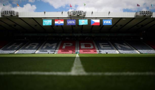 Croatia and Czech Republic will face off in Glasgow / Jan Kruger / UEFA
