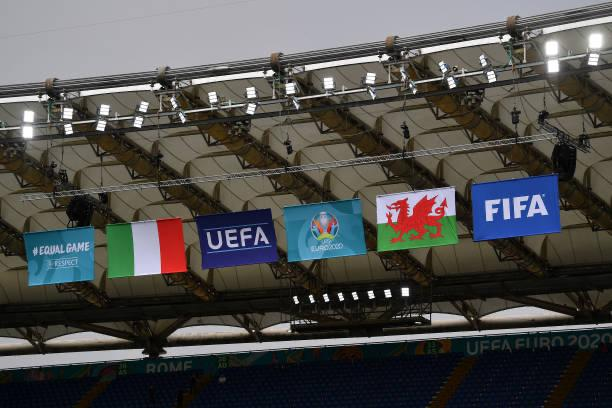Italy and Wales will face off in Rome / Valerio Pennicino - UEFA