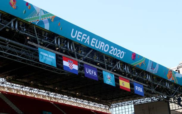 Croatia and Spain will face off in Copenhagen / Martin Rose / UEFA
