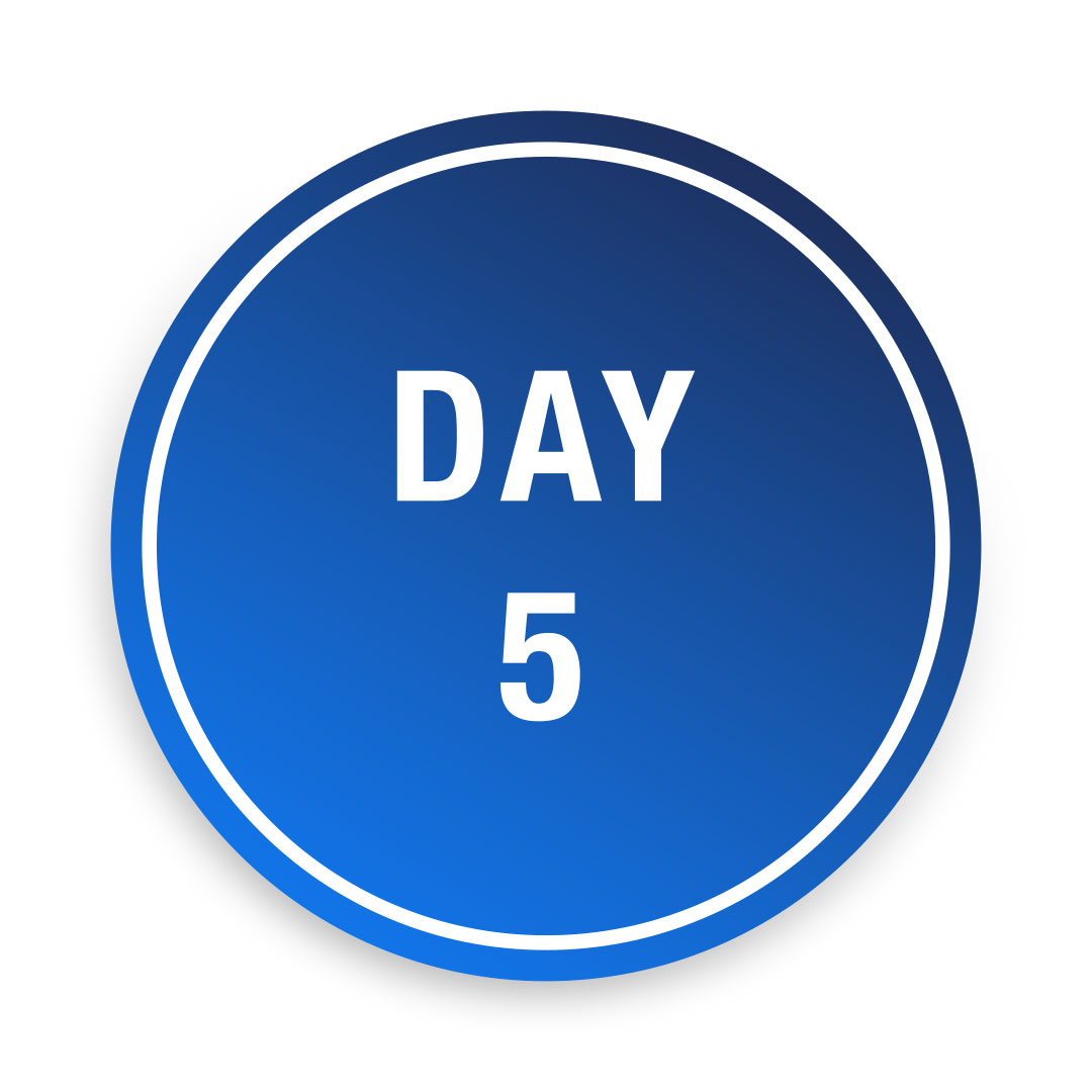 Covid-19 <br> Day 5 Test<br>£80.00