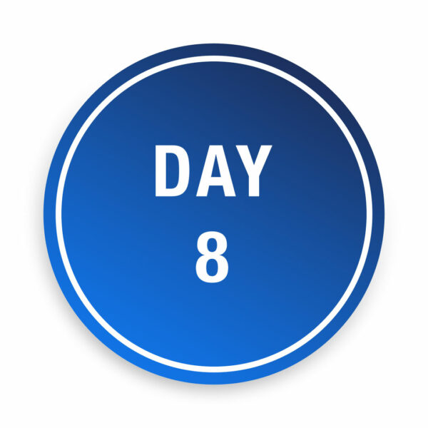 Covid-19 Day 8 Test