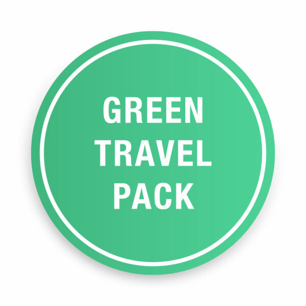 Covid-19 Green Travel Pack