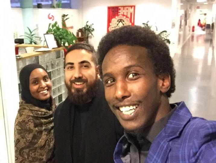 BLING träffar Mohamed Nuur