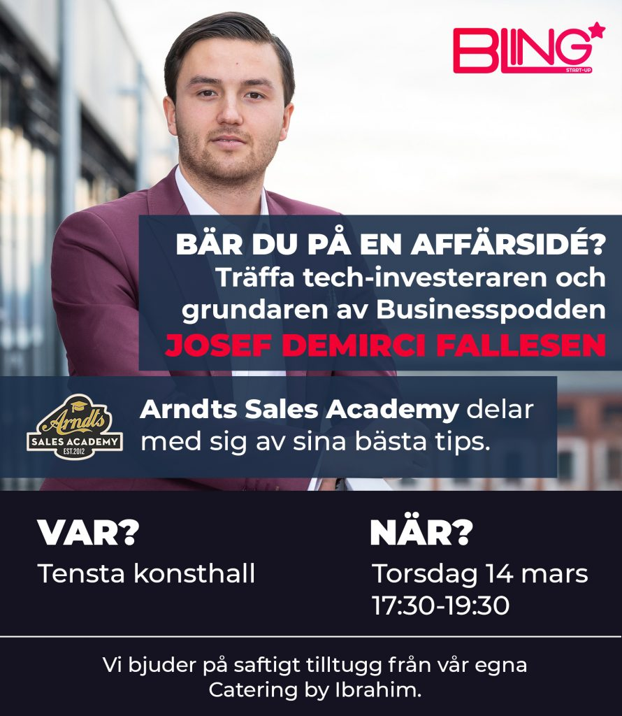 Josef Fallesen Event