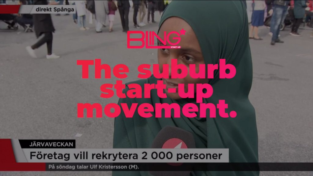 Deqa Abukar på TV4