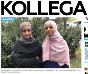 Kollega - Womenisa - Deqa Abukar