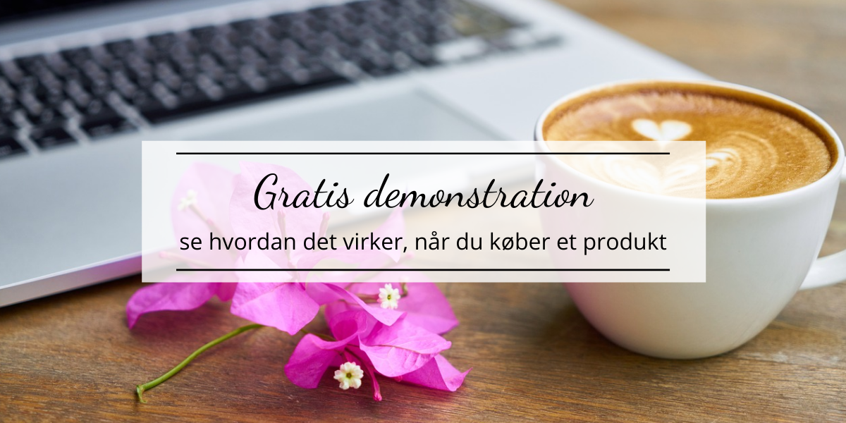 Gratis demonstration